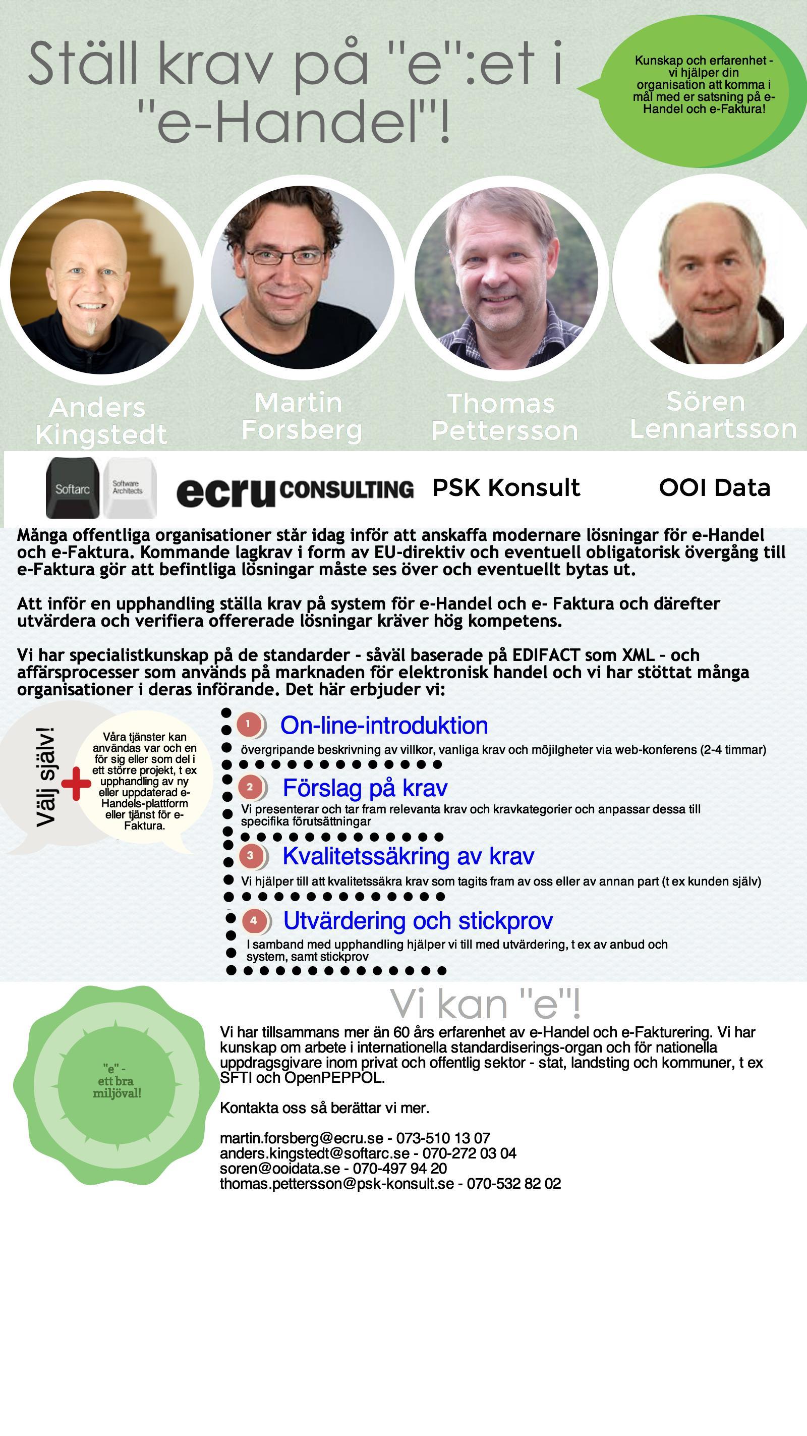 e-Handel Infographic  - rev 5